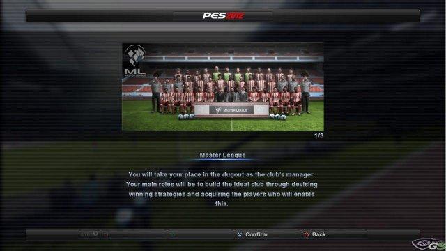 Pro Evolution Soccer 2012 immagine 47027