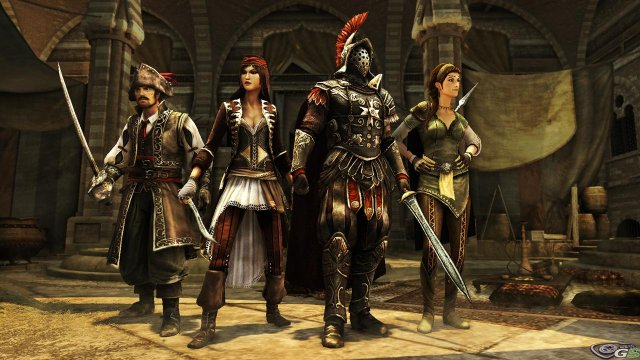 Assassin's Creed: Revelations immagine 50030