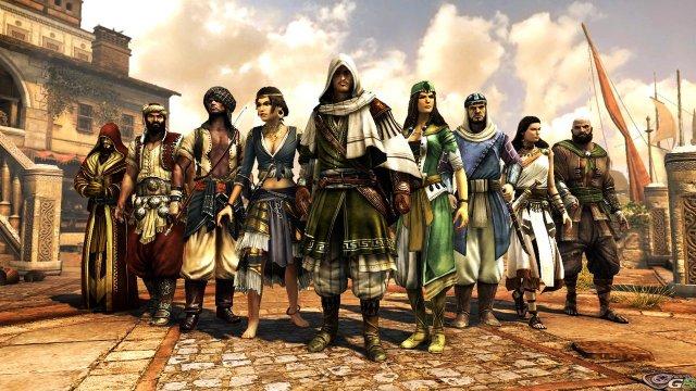 Assassin's Creed: Revelations immagine 45363