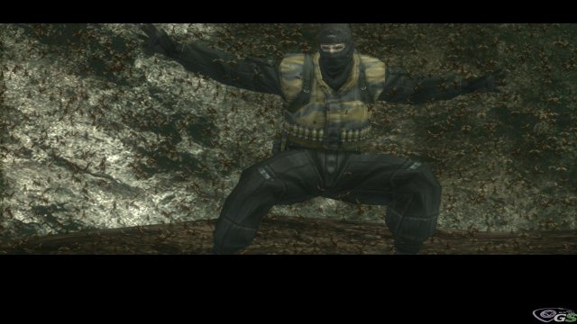 Metal Gear Solid HD collection - Immagine 45079