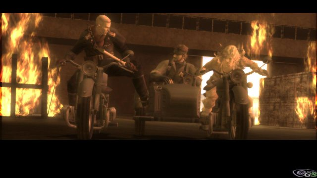 Metal Gear Solid HD collection - Immagine 45085