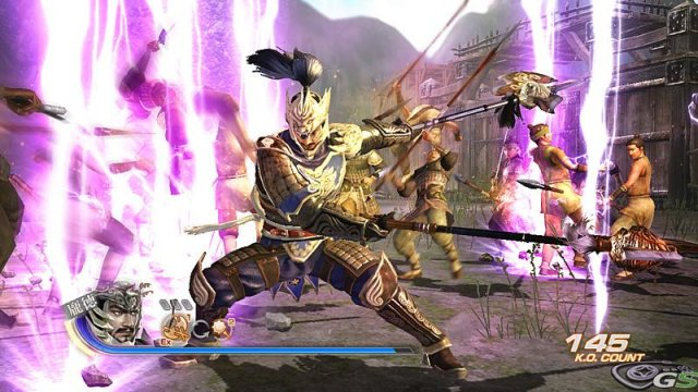 Dynasty Warriors 7 Xtreme Legends immagine 44192