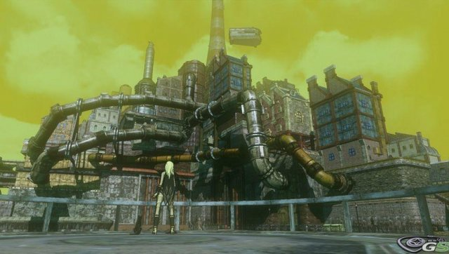 Gravity Rush - Immagine 50004