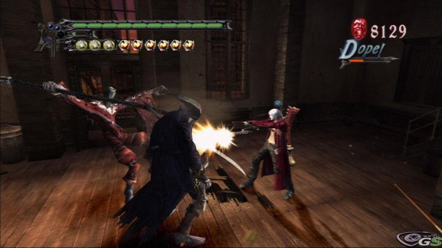 Devil May Cry HD Collection - Immagine 49684
