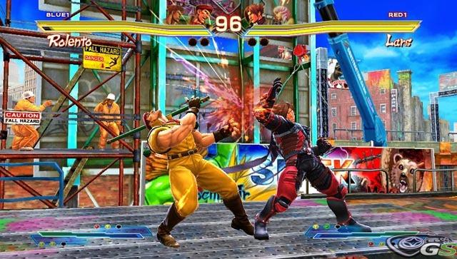 Street Fighter X Tekken - Immagine 61616