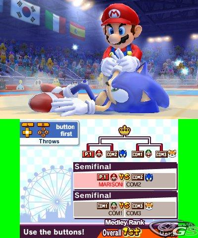 Mario & Sonic ai giochi olimpici di Londra 2012 - Immagine 63025