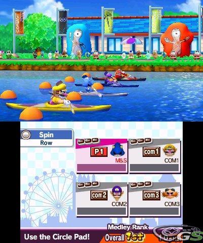 Mario & Sonic ai giochi olimpici di Londra 2012 - Immagine 63031
