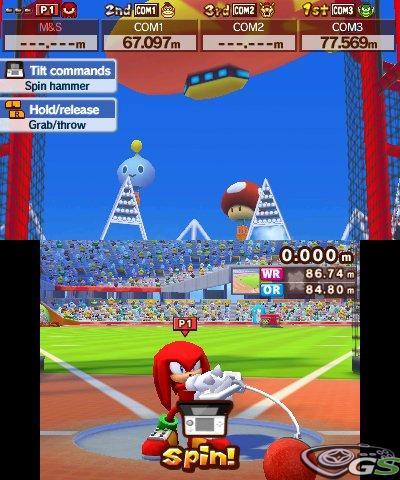 Mario & Sonic ai giochi olimpici di Londra 2012 - Immagine 63034