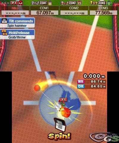 Mario & Sonic ai giochi olimpici di Londra 2012 - Immagine 63035