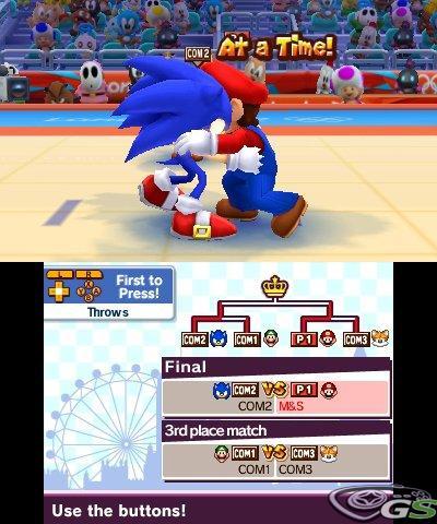 Mario & Sonic ai giochi olimpici di Londra 2012 - Immagine 63038