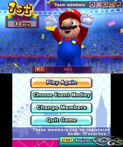 Mario & Sonic ai giochi olimpici di Londra 2012 - Immagine 63039