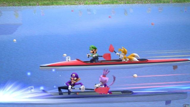 Mario & Sonic ai giochi olimpici di Londra 2012 - Immagine 63049