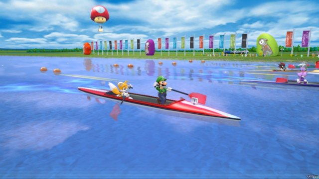 Mario & Sonic ai giochi olimpici di Londra 2012 - Immagine 63050