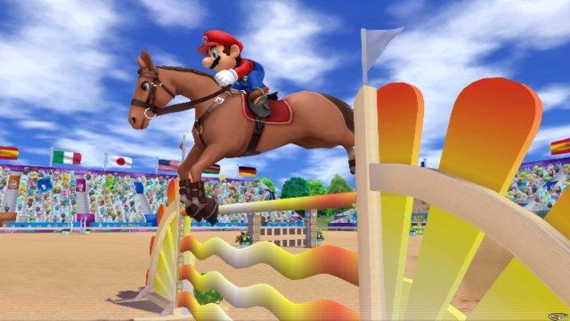 Mario & Sonic ai giochi olimpici di Londra 2012 - Immagine 63052