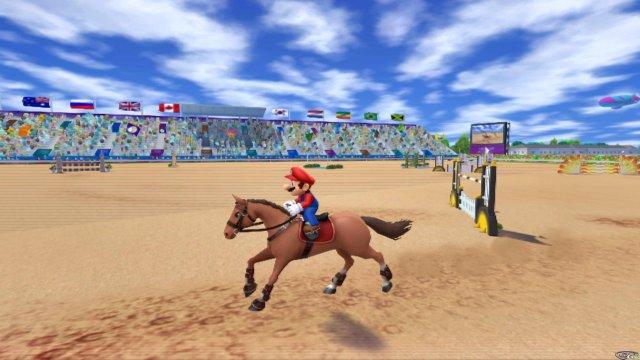 Mario & Sonic ai giochi olimpici di Londra 2012 - Immagine 63053