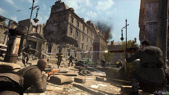 Sniper Elite V2 immagine 58290