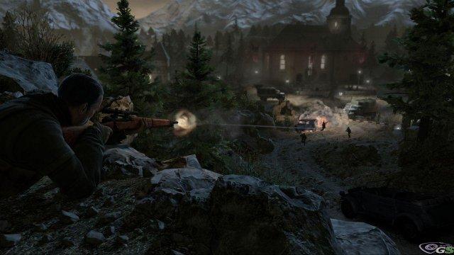 Sniper Elite V2 immagine 58293