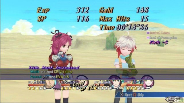 Tales of Graces f - Immagine 55507