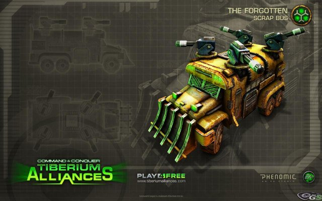 Command & Conquer Tiberium Alliances immagine 56700