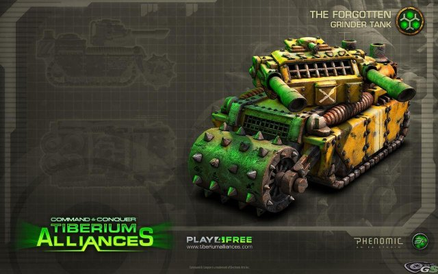 Command & Conquer Tiberium Alliances immagine 56701
