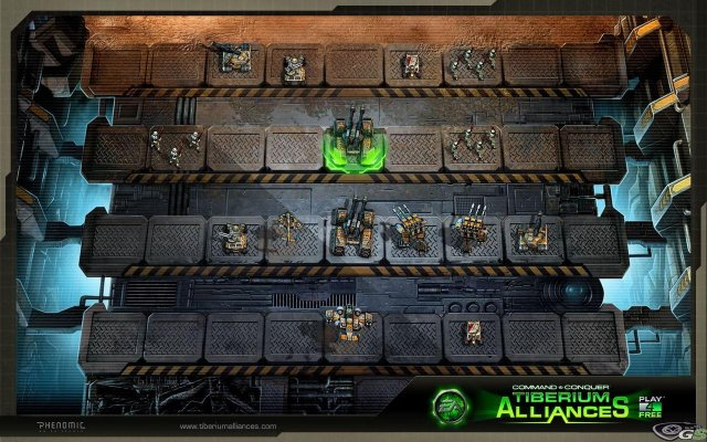 Command & Conquer Tiberium Alliances immagine 56703