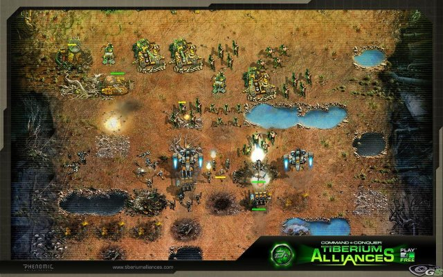 Command & Conquer Tiberium Alliances immagine 56706