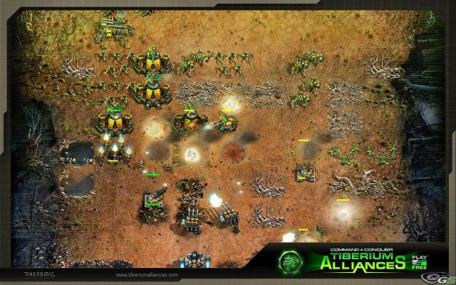 Command & Conquer Tiberium Alliances immagine 56707