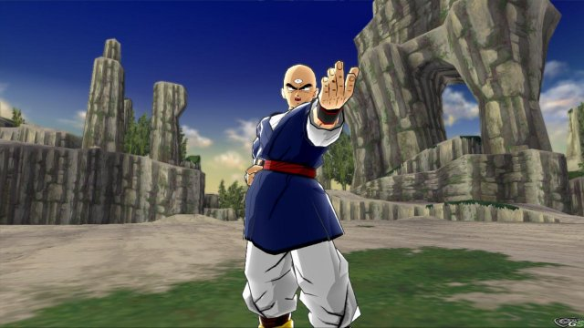 Dragon Ball Z Budokai HD Collection - Immagine 62341