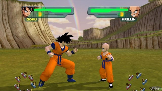 Dragon Ball Z Budokai HD Collection - Immagine 62343