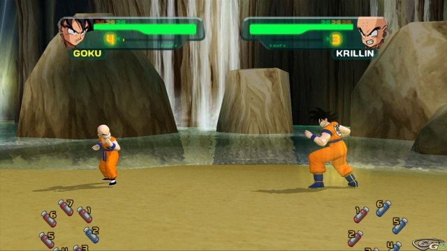 Dragon Ball Z Budokai HD Collection - Immagine 62344