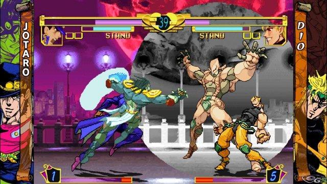JoJo's Bizarre Adventure HD immagine 62442