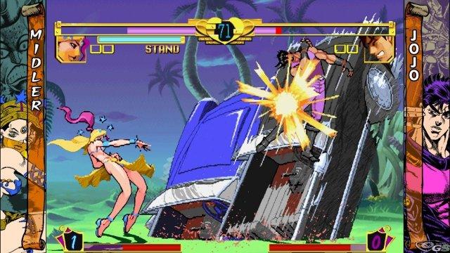 JoJo's Bizarre Adventure HD immagine 62444