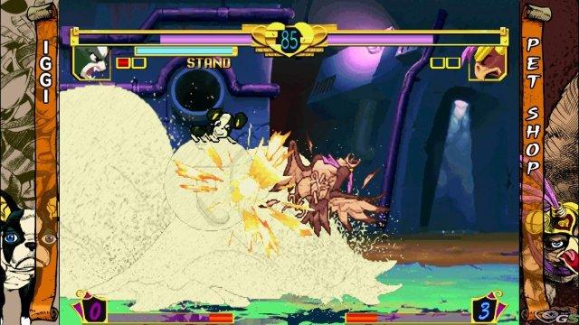 JoJo's Bizarre Adventure HD immagine 62450