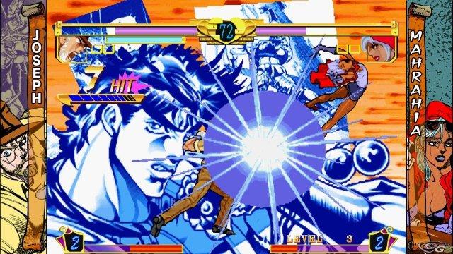 JoJo's Bizarre Adventure HD immagine 62452