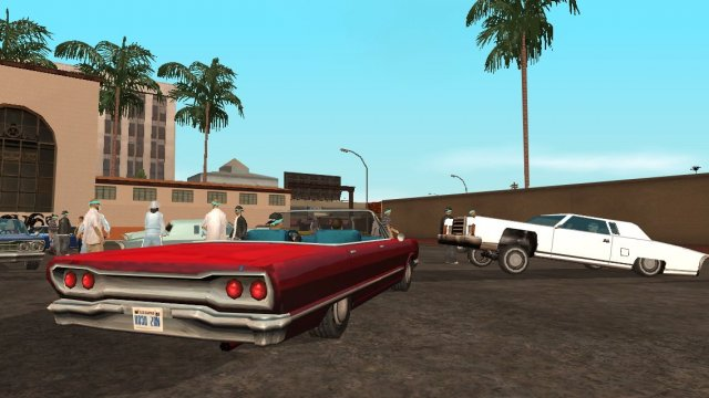 Grand Theft Auto: San Andreas immagine 99862