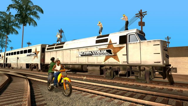Grand Theft Auto: San Andreas immagine 99865