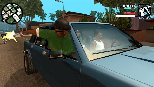 Grand Theft Auto: San Andreas immagine 99866