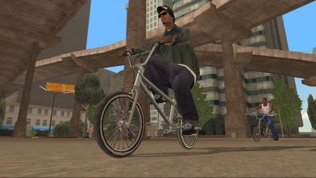 Grand Theft Auto: San Andreas immagine 99867