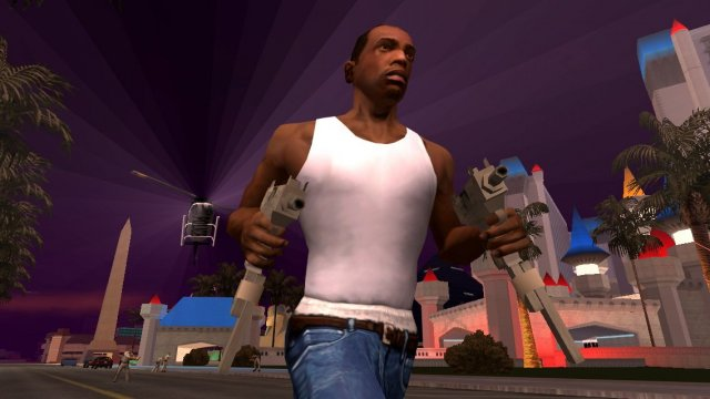 Grand Theft Auto: San Andreas immagine 99869