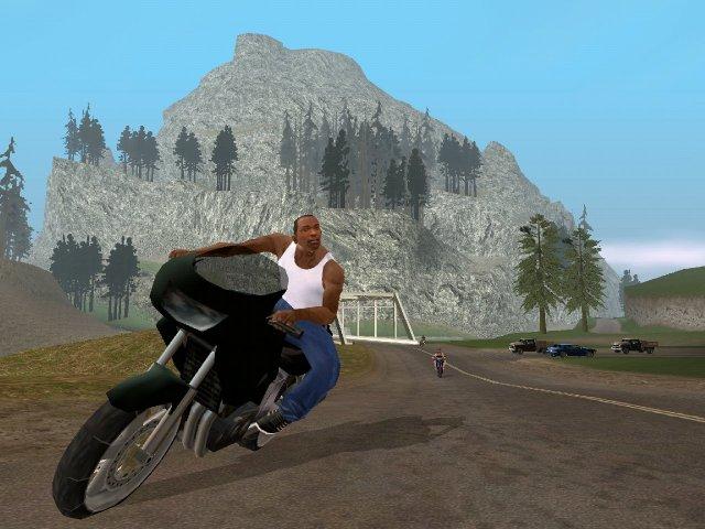 Grand Theft Auto: San Andreas immagine 99879