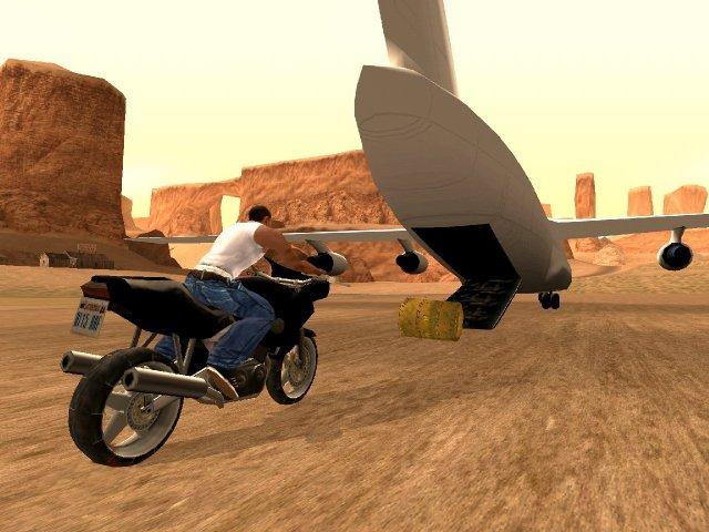 Grand Theft Auto: San Andreas immagine 99880