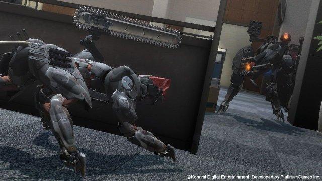 Metal Gear Rising: Revengeance immagine 79249