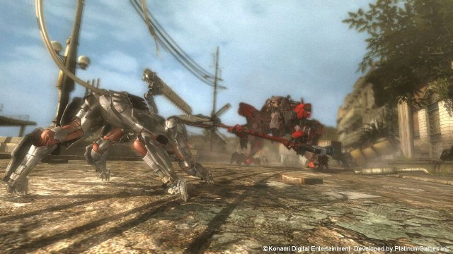 Metal Gear Rising: Revengeance immagine 79261