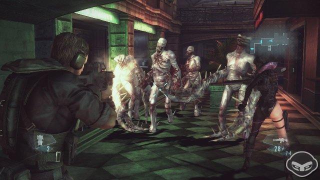 Resident Evil: Revelations immagine 77573