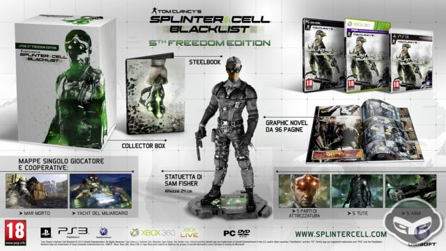Splinter Cell Blacklist immagine 75727