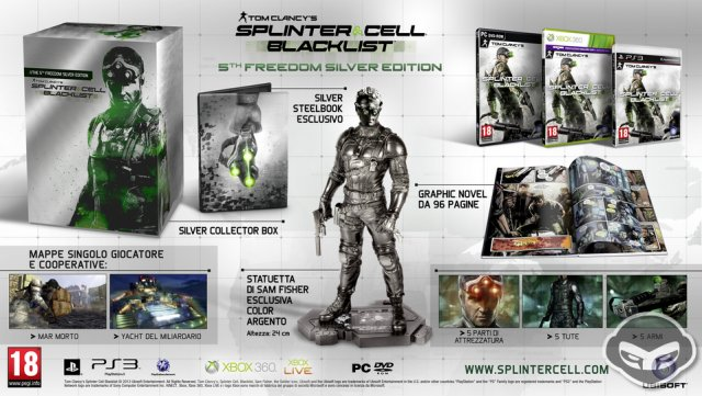 Splinter Cell Blacklist immagine 75730