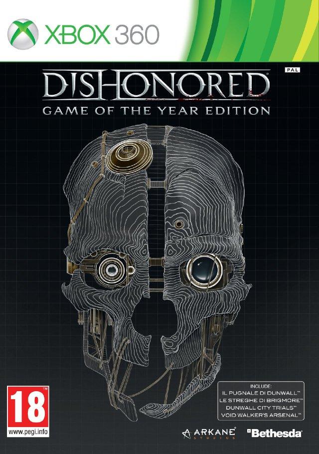 Dishonored immagine 95427