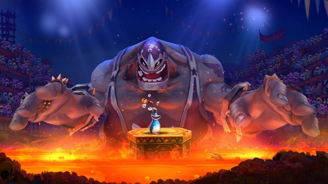 Rayman Legends immagine 87624