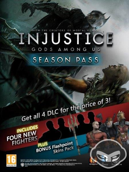 Injustice: Gods Among Us immagine 76583