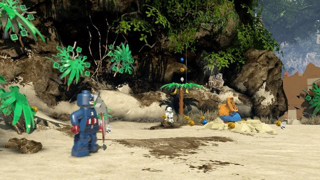 LEGO Marvel Super Heroes immagine 99654